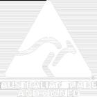 Australian Made & Owned Logo