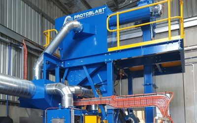 Could your business use a new blasting unit like these?